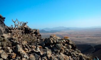 hiking fuerteventura c