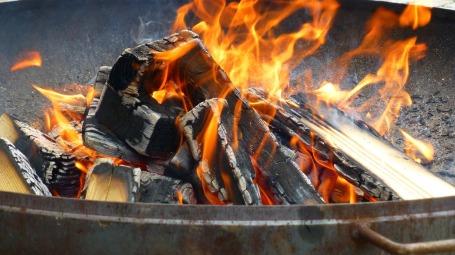 open fire cooking fuerteventura